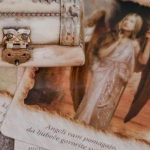 Wróżenie z kart Anielskich